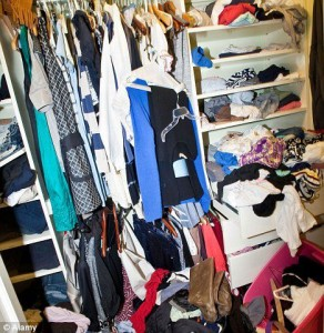 This Should Not Be Your Closet