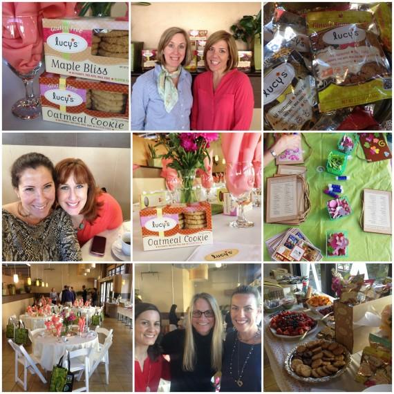 Lucys Blogger Tea Event