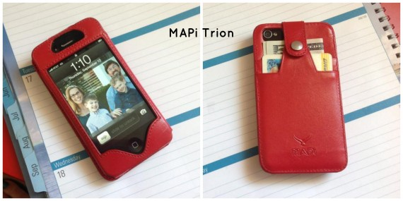 MAPi Trion iPhone 4s case