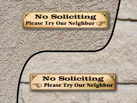 no-soliciting-neighbors