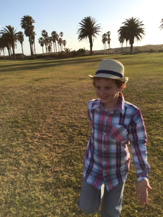 brady at oxnard beach park