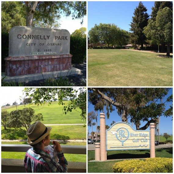 green spaces near oxnard residence inn