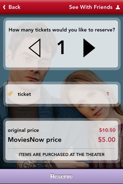 movies now reserve screenshot
