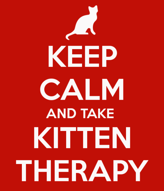 keep-calm-and-take-kitten-therapy