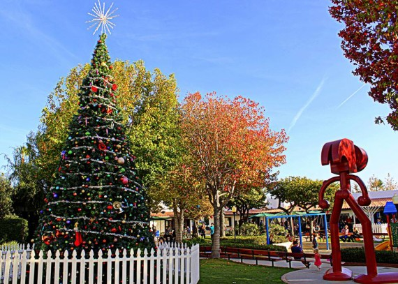 malibu country mart christmas tree