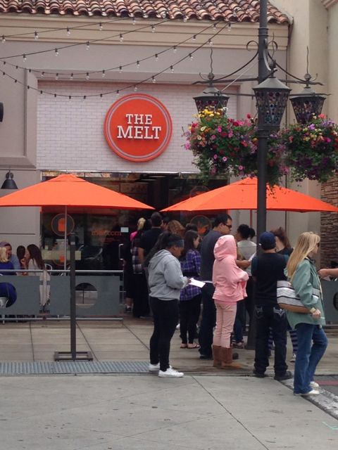 exterior of The Melt Westlake Village