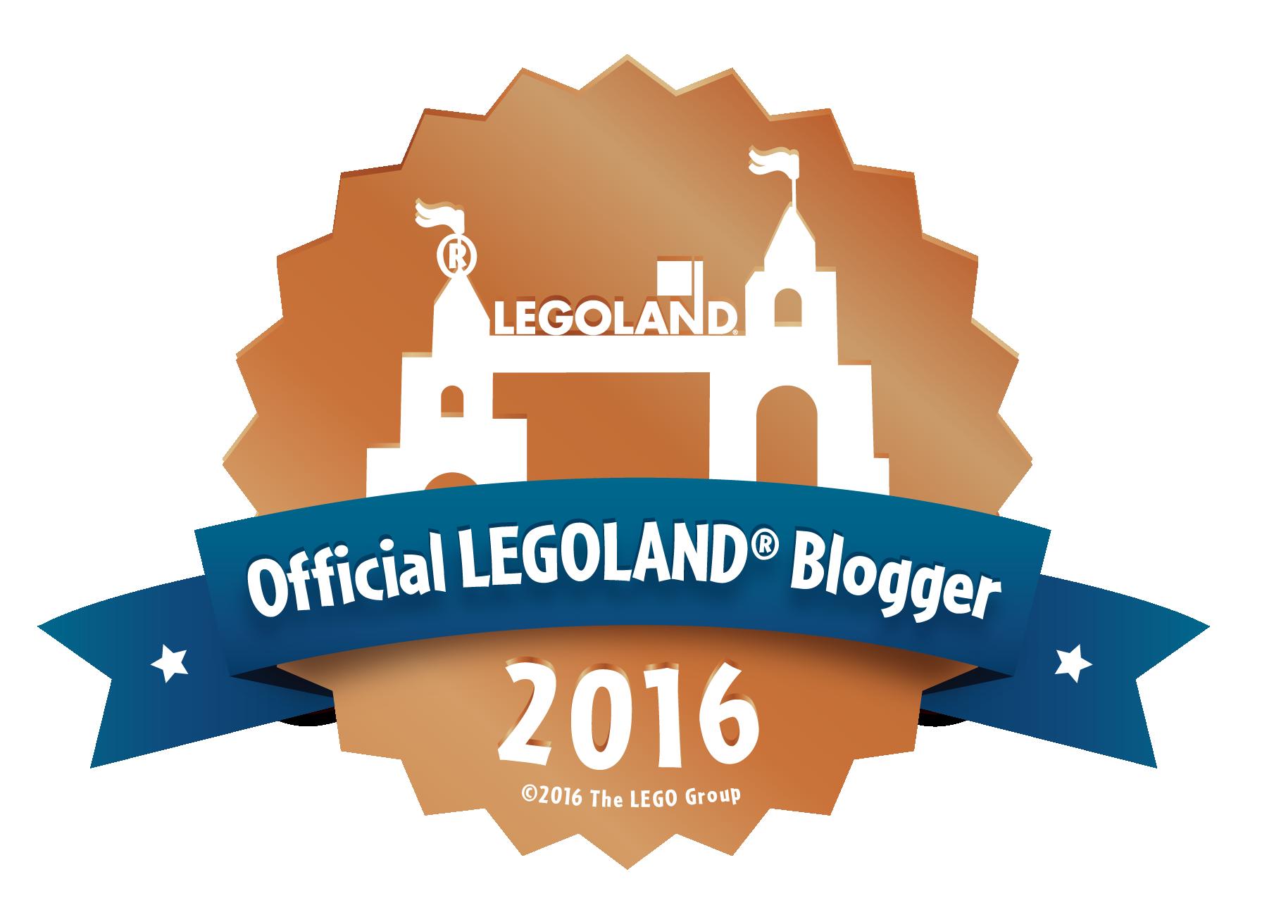 I'm a LEGOLAND Insider!