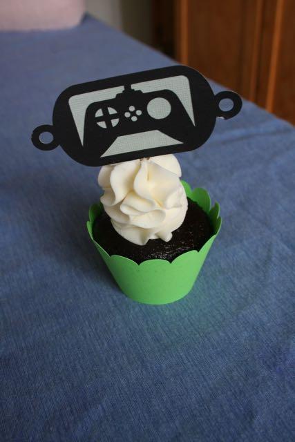 cupcakes xbox
