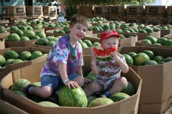 kids watermelon