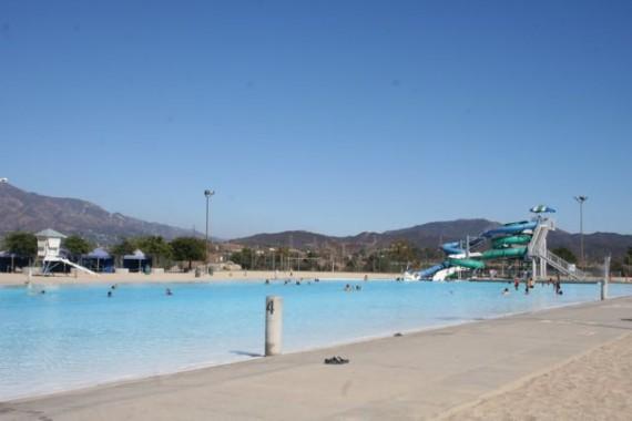 hansen dam aquatic center pool