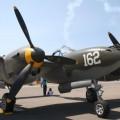 air show twin engine