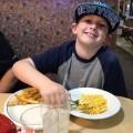 kids eat free mac and cheese