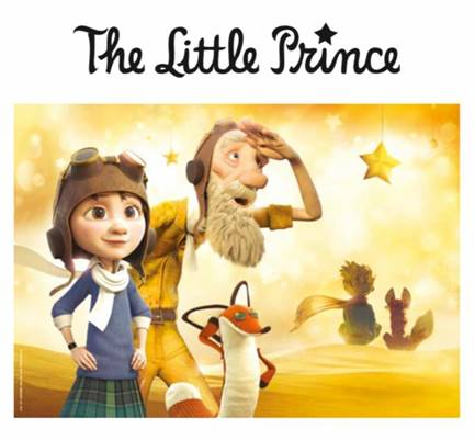 The Little Prince Movie Opens August 5 Agoura Hills Mom