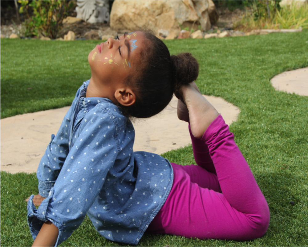 Yoga For Kids In Agoura Hills Imagine Fest And Beautiful Warriors