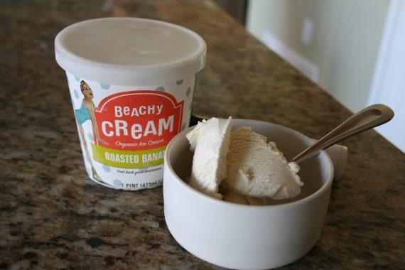 Beachy Cream Ice Cream