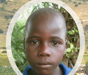 Ugandan child