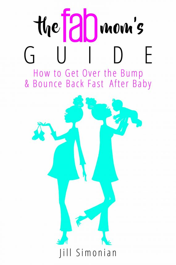 The FAB Mom's Guide - book cover
