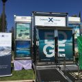 Celebrity Cruises mobile cinema