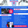 Clippers Basketball Camp flyer