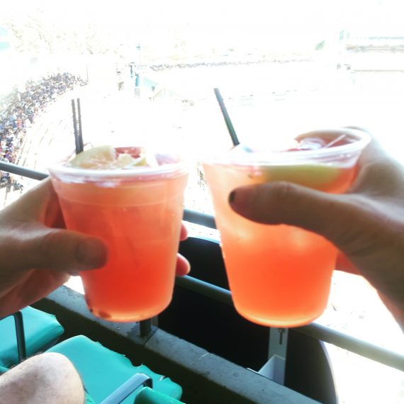 Dodger Stadium Ketel One Watermelonade