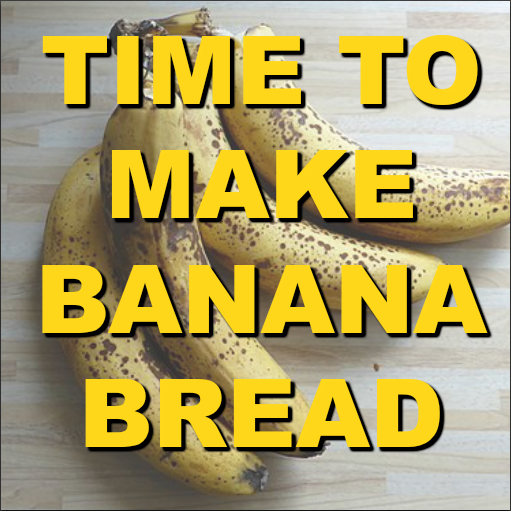banana bread graphic