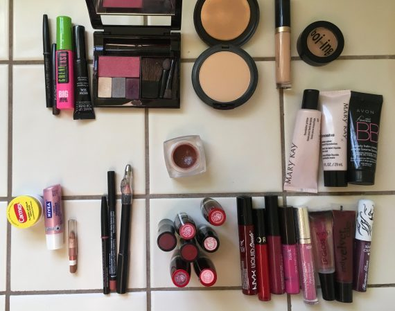 makeup files collection